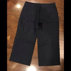 Nougat Navy Pants